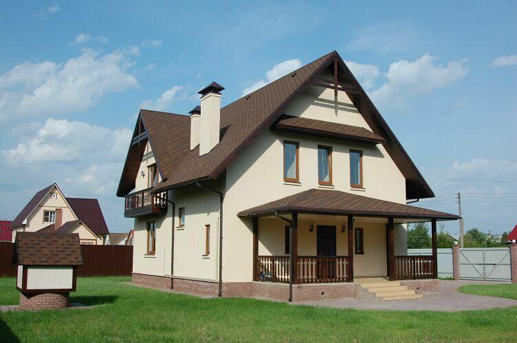 Проекты коттеджей с гаражом в Гагарине - Смоленская область